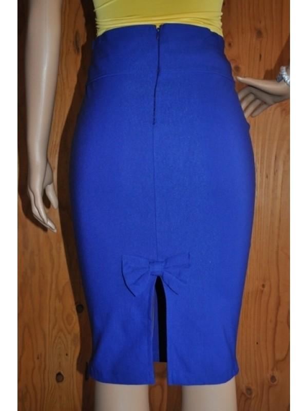 Woman's retro Vintage bodycon pencil skirt