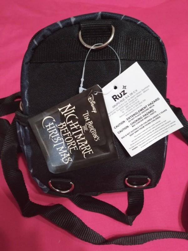 Nightmare Mini Backpack Before Christmas 2-in 1